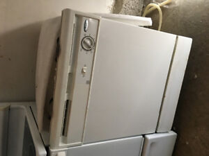 "Quick sale Whirlpool white  dishwasher 24"" under counter"