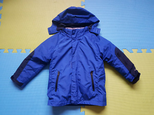 Boy size 5 fall or winter jacket from Baby Gap