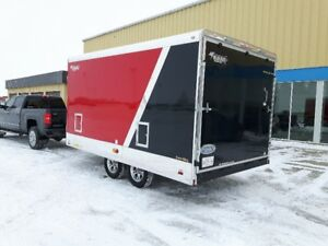 2018 Continental Cargo Enclosed Trailer