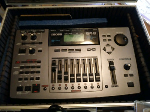 Boss Br8 digital 8track recorder