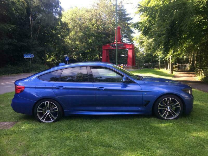 2013 BMW 3 Series 328i M Sport 5dr Step Auto HATCHBACK Petrol Automatic