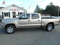 2008 Toyota Tacoma Crew Cab SR5 4x4 1 owner Only 118000kms