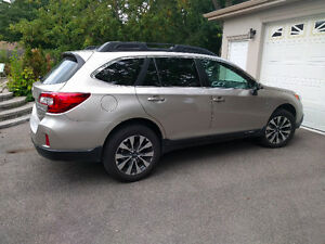 2017 Subaru Outback 2.5i Limited with Technology Package SUV