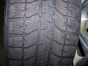 USED BMW Winter Tire and Rim Package Oakville / Halton Region Toronto (GTA) image 3