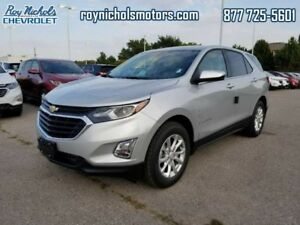 2018 Chevrolet Equinox LT  - Bluetooth -  Heated Seats - $185.47