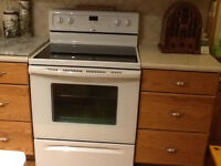 Electric Range For SLe