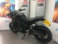 YAMAHA MT09 1191 MILES 17 PLATE DELIVERY ARRANGED P/X WELCOME