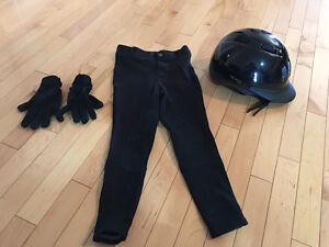Kids Horse back riding helmet, pants and gloves Gatineau Ottawa / Gatineau Area image 1