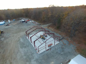 Steel Building Sales and Erecting Services in London London Ontario image 3
