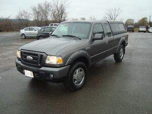 2006 FORD RANGER SPORT EXT CAB 4WD $5000 TAX'S IN