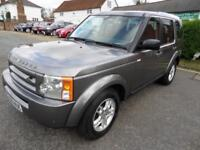 Land Rover Discovery 3 2.7TD V6 2009 GS