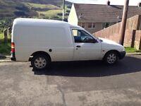 2002 ford escort diesel van