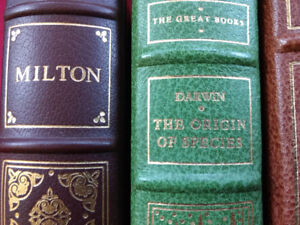 Franklin Library - Milton's Paradise Lost and other works