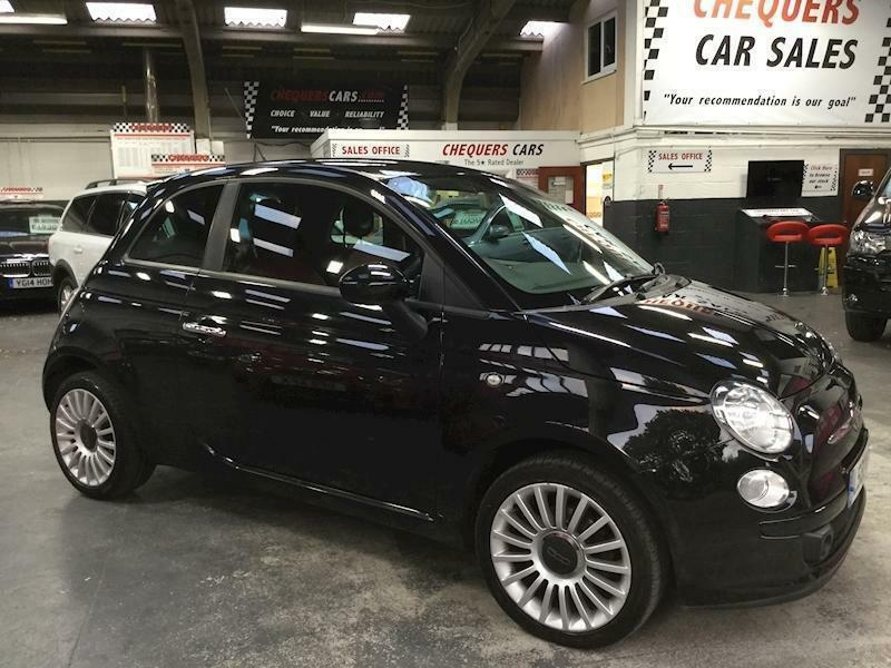 Fiat 500 Sport Dualogic Hatchback 1.4 Semi Auto Petrol