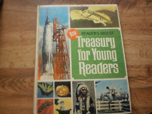 Vintage Reader's Digest Treasury for Young Readers