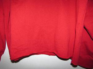 NORTHERN REFLECTIONS Red Sweatshirt - NEW Gatineau Ottawa / Gatineau Area image 2