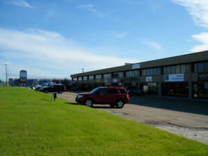 Industrial & Retail for Lease in Leduc and South Edmonton