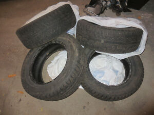 KUMHO Winter tires for sale (215/60R16)