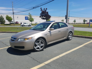 2004 Acura TL blown engine