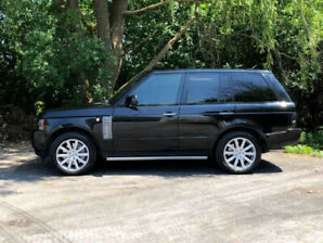 2011 Land Rover RANGE ROVER SUPERCHARGED FULLY LOADED