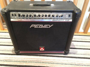 Guitar Amplifier Peavy Bandit TransTube Made in USA