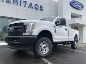 2018 Ford Super Duty F-250 SRW XLREADY TO WORK FOR YOU ! SNOW PL