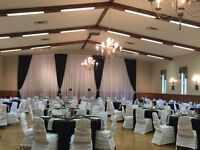LET US SET UP YOUR EVENT - WE OWN ALL THE DECOR 1 STOP SHOP