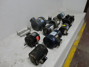 Leeson Electric Motor - 1 1/2 HP / 3 Phase / 208 V Kitchener / Waterloo Kitchener Area image 3