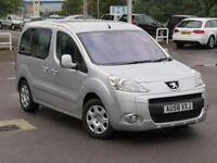 2008 Peugeot Partner Tepee 1.6 HDi Tepee S 5dr