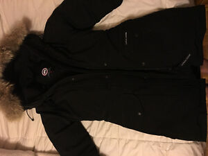 Canada Goose Womens Trench Winter Coat