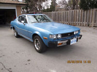 1977 Toyota Celica GT Fastback baby mustang
