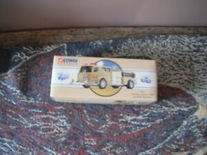Corgi Classics Diecast Fire Truck in Original Packaging