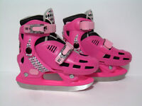 Barbie Switchers Adjustable Ice skates/In-line Rollerblades