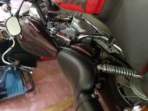 2008  Yamaha V Star