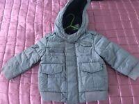 Next baby coat 12-18month