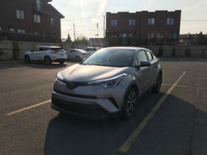 2018 Toyota C-HR XLE-PREMIUM lease take over
