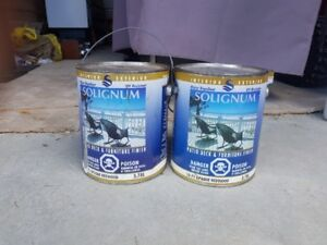 2 gallons of Redwood Oil Stain
