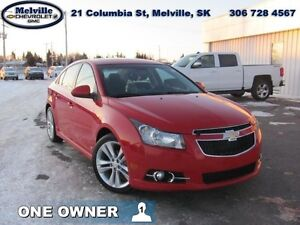 2012 Chevrolet Cruze LT Turbo   New Tires*Bluetooth*Sunroof