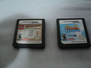 Two Nintendo DS Games For $5