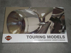 2004 TOURING OWNERS MANUAL