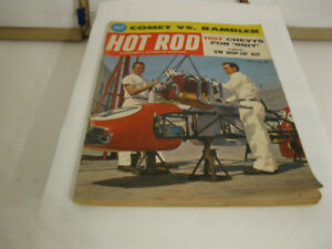 Hot Rod, June 1960