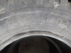 23x10.5-12 turf tire