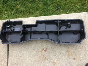 2014-2016 Chev rear seat cargo box.