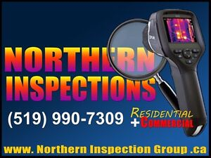 NORTHERN INSPECTIONS Award-Winning Inspections Since 2010