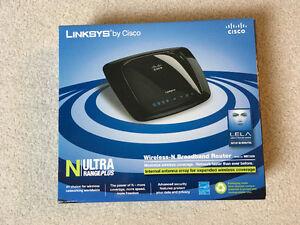 Linksys Wireless N Broadband Router
