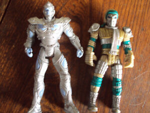 MR FREEZE WITH FROSTBITE ACTION FIGURES 1997