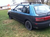 93 mazda 323 for sale or trade