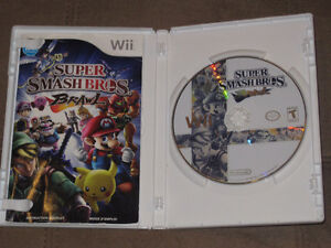 Super Smash Bros Brawl (Nintendo Wii) Works on Wii U