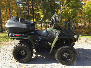 Polaris sporstman 800, VERY low milleage Gatineau Ottawa / Gatineau Area image 1