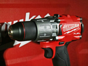 """Milwaukee 3rd Gen M18 FUEL 1/2"""" Hammer Drill/Driver with XC 5.0"""